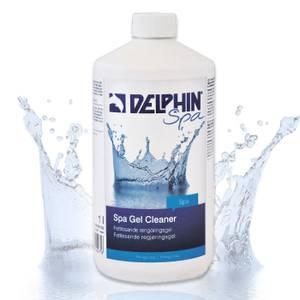 Bilde av Delphin Spa Gel Cleaner 1000ml